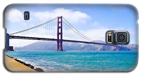 75 Years - Golden Gate - San Francisco Galaxy S5 Case