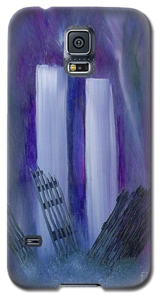 9-11 Remembering Galaxy S5 Case by Judy Filarecki