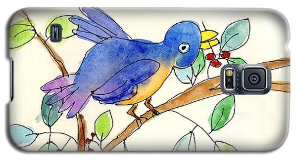 A Bird Galaxy S5 Case