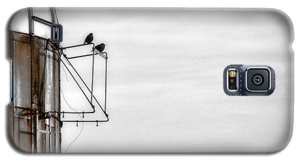 A Change Is Coming Galaxy S5 Case by Angie Rea