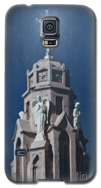 A Church Tower Galaxy S5 Case