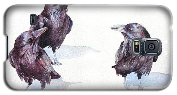 A Conspiracy Of Ravens Galaxy S5 Case