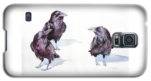A Conspiracy Of Ravens Galaxy S5 Case