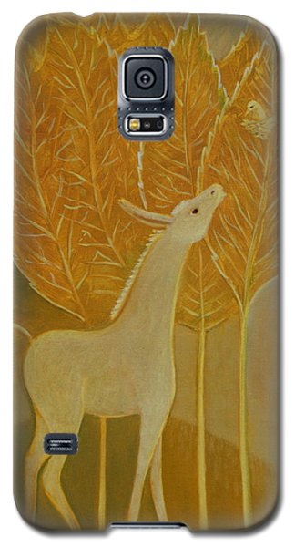 A Little Golden Song Galaxy S5 Case
