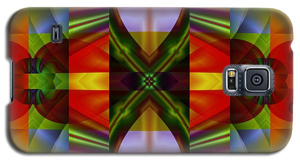Galaxy S5 Case featuring the digital art A Mystic Vision by Mario Carini