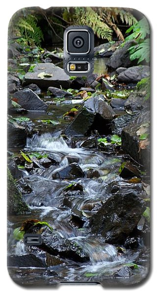 A Peaceful Stream Galaxy S5 Case by Chalet Roome-Rigdon