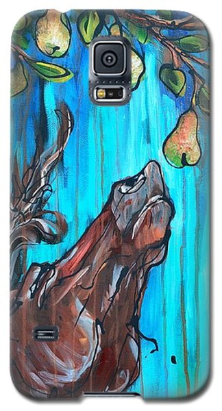 A Pearantly Deoable Galaxy S5 Case