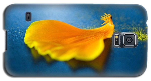 A Petal Falls Galaxy S5 Case