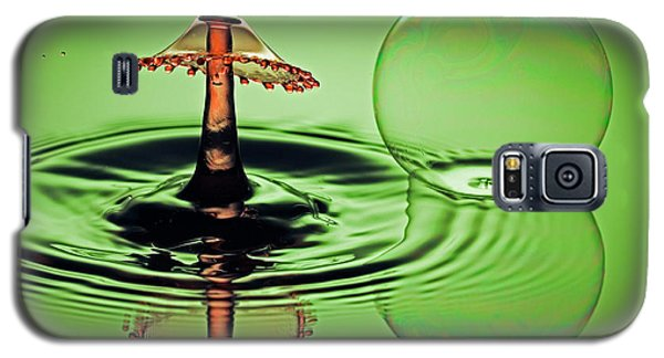 A Splash And A Bubble Galaxy S5 Case