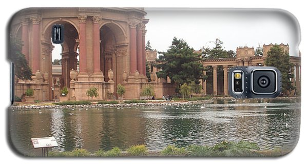 A View Of Palace Of Fine Arts Theatre San Francisco No One Galaxy S5 Case