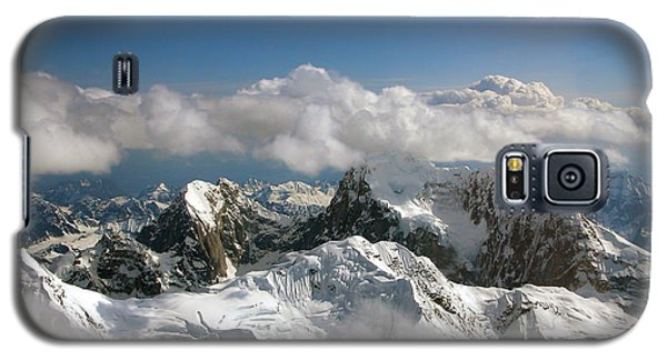Above Mckinley Galaxy S5 Case