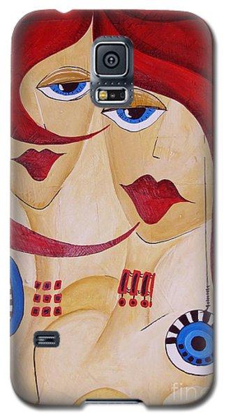 Abs 0458 Galaxy S5 Case