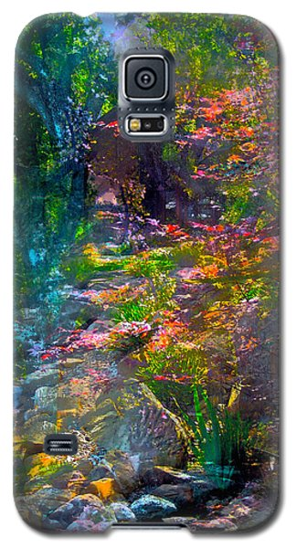 Abstract 86 Galaxy S5 Case