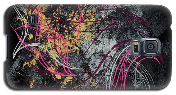 Abstract Feelings Galaxy S5 Case