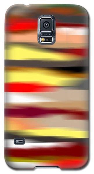 Abstract IIi Galaxy S5 Case