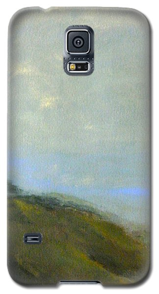 Abstract Landscape - Green Hillside Galaxy S5 Case
