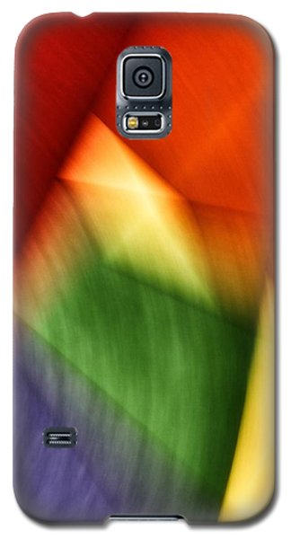 Abstract Motion 1 Galaxy S5 Case