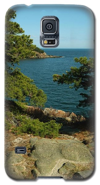 Acadia In Maine Galaxy S5 Case