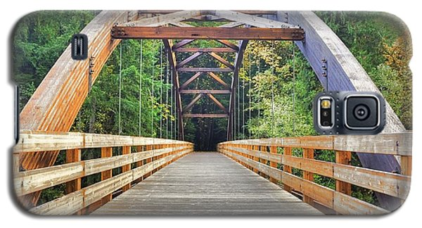 Across The Bridge Galaxy S5 Case