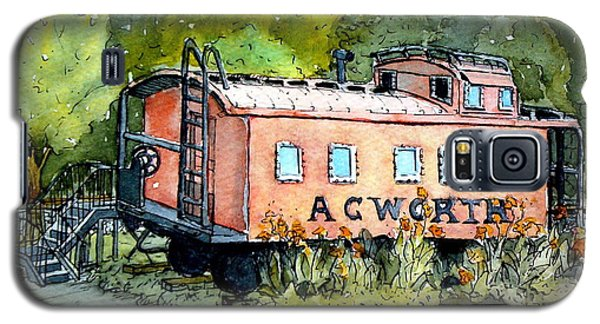 Acworth Caboose Galaxy S5 Case