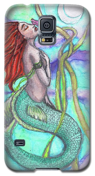Adira The Mermaid Galaxy S5 Case