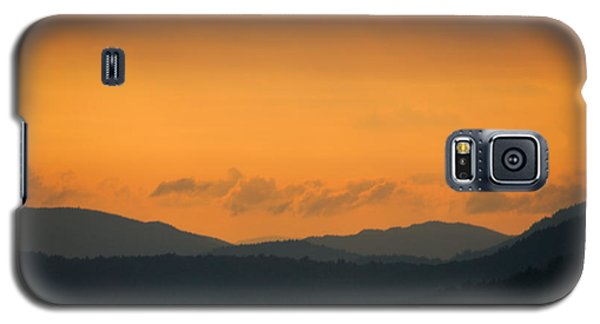 Galaxy S5 Case featuring the photograph Adirondacks by Steven Richman