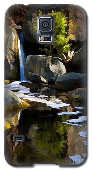 Adobe Falls  Galaxy S5 Case
