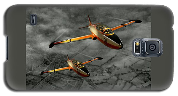 Aermacchi In Flight Galaxy S5 Case