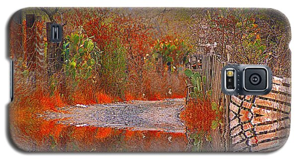 Galaxy S5 Case featuring the photograph After The Rains Came by John  Kolenberg