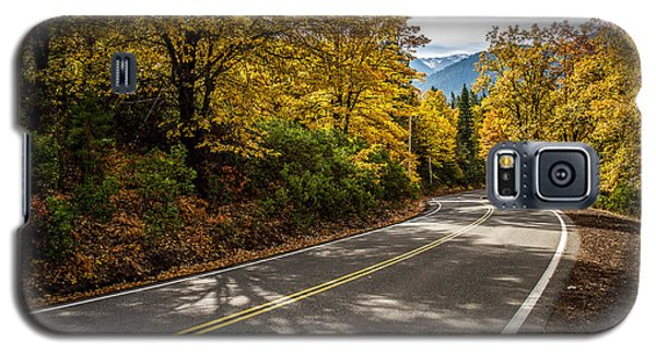 Galaxy S5 Case featuring the photograph Afternoon Drive by Randy Wood