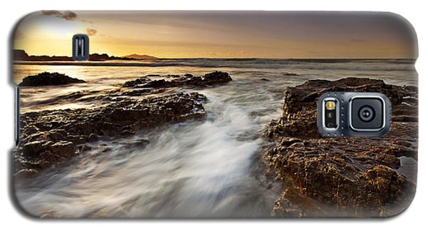 Afternoon Tide Galaxy S5 Case