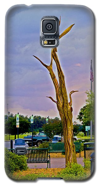 Alabama Rest Area Galaxy S5 Case