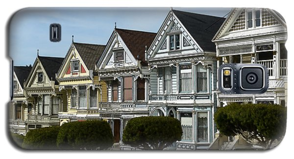 Alamo Square San Francisco California Galaxy S5 Case