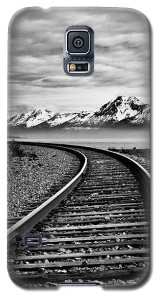 Alaska Railroad Galaxy S5 Case