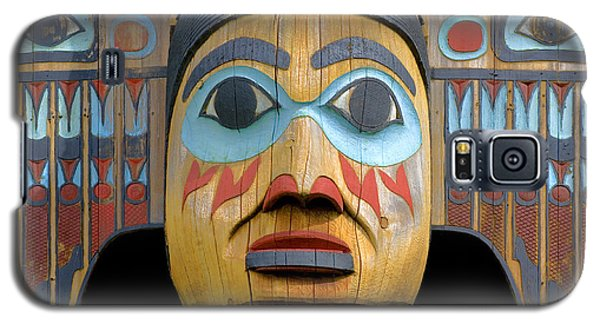 Alaska Totem Galaxy S5 Case