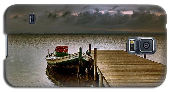 Albufera Before The Rain. Valencia. Spain Galaxy S5 Case by Juan Carlos Ferro Duque