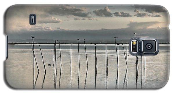 Albufera Gris. Valencia. Spain Galaxy S5 Case by Juan Carlos Ferro Duque