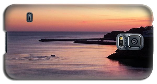Galaxy S5 Case featuring the photograph Albuferian Sunset by Lynn Bolt