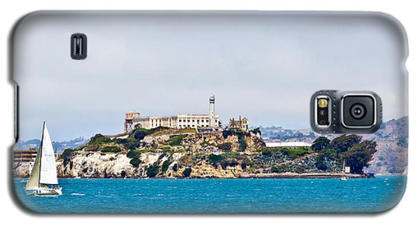 Alcatraz - San Francisco Galaxy S5 Case