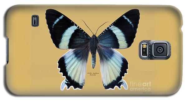 Alcides Agathyus Butterfly Galaxy S5 Case