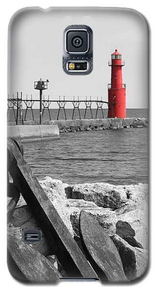 Algoma Lighthouse Is Anchored Galaxy S5 Case