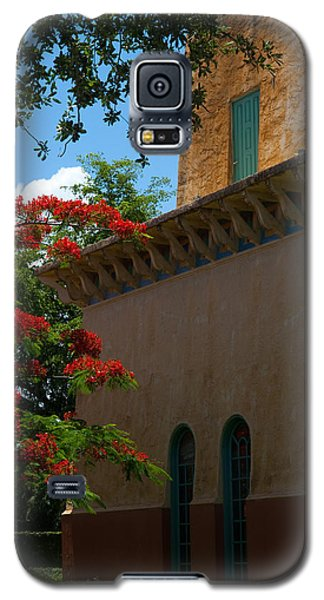 Alhambra Water Tower Windows And Door Galaxy S5 Case