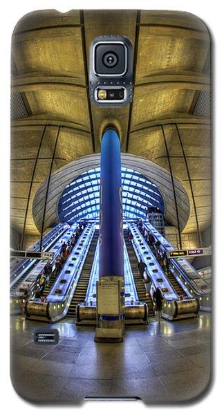Alien Landing Galaxy S5 Case by Evelina Kremsdorf