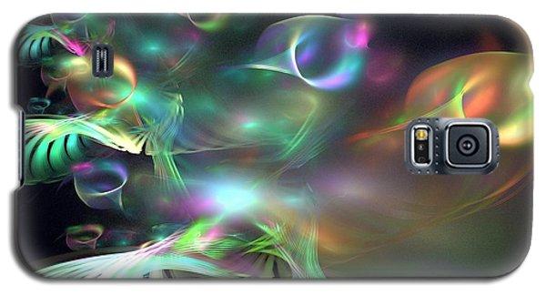 Alien Shrub Galaxy S5 Case by Kim Sy Ok