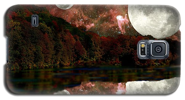 Galaxy S5 Case featuring the photograph Alien World by Sarah McKoy