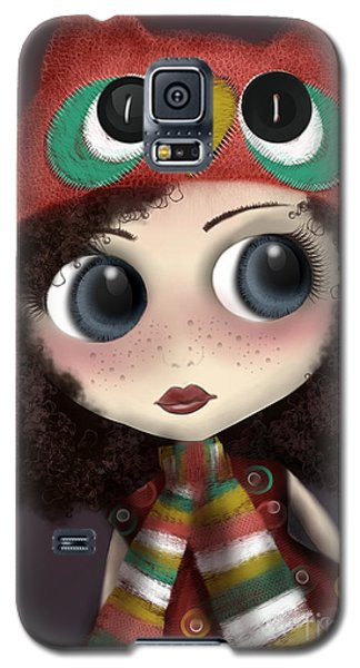 All Dolled Up Galaxy S5 Case