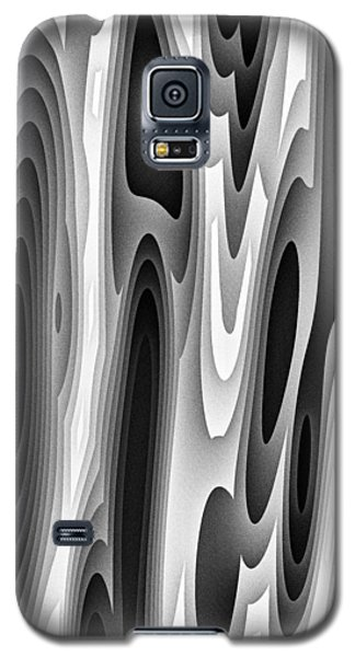 Galaxy S5 Case featuring the digital art All Night Long by Jeff Iverson