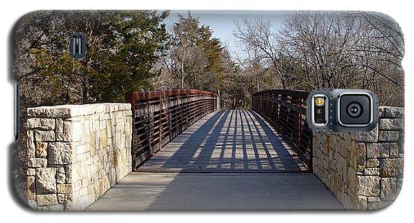 Allen Station Bridge Galaxy S5 Case by Jerry Bunger