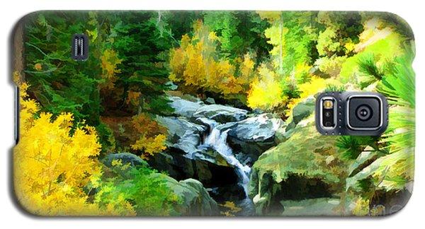 Alpine Falls Galaxy S5 Case