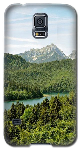 Alps From Bavaria Galaxy S5 Case